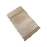 Recycled Kraft Paper Shipping Bag 450 mm x 550 mm Brown