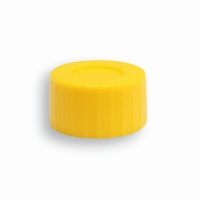BioPost Yellow Screw Cap Yellow