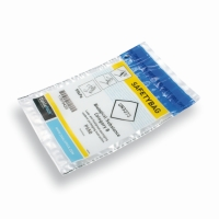 Safetybag International with document holder 6.50 inch x 10.83 inch