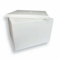 EPS box 407 mm x 606 mm White