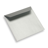 Colored Paper Envelope Silver