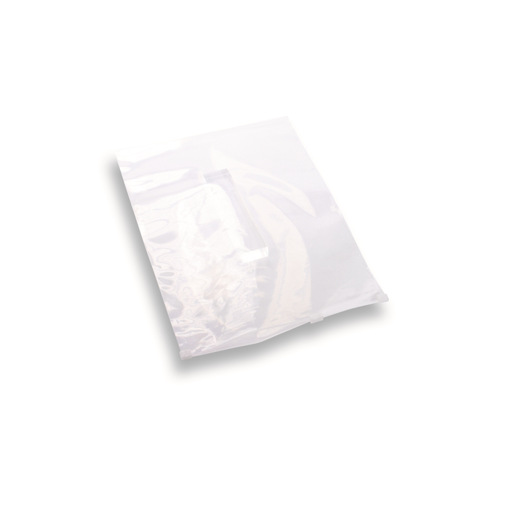 Slidergrip 7.87 inch x 11.02 inch Transparent