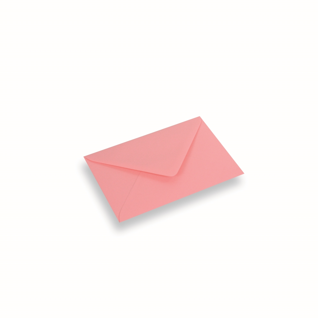 Coloured Paper Envelope A6/ C6 Pink