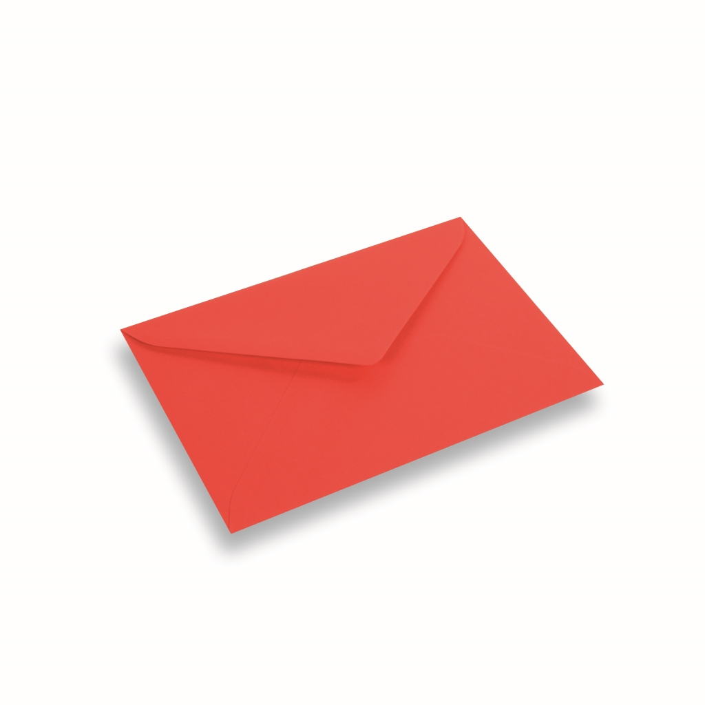 Coloured Paper Envelope A5/ C5 Red