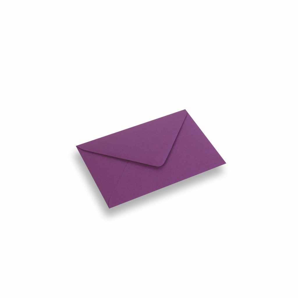 Coloured Paper Envelope A6/ C6 Purple