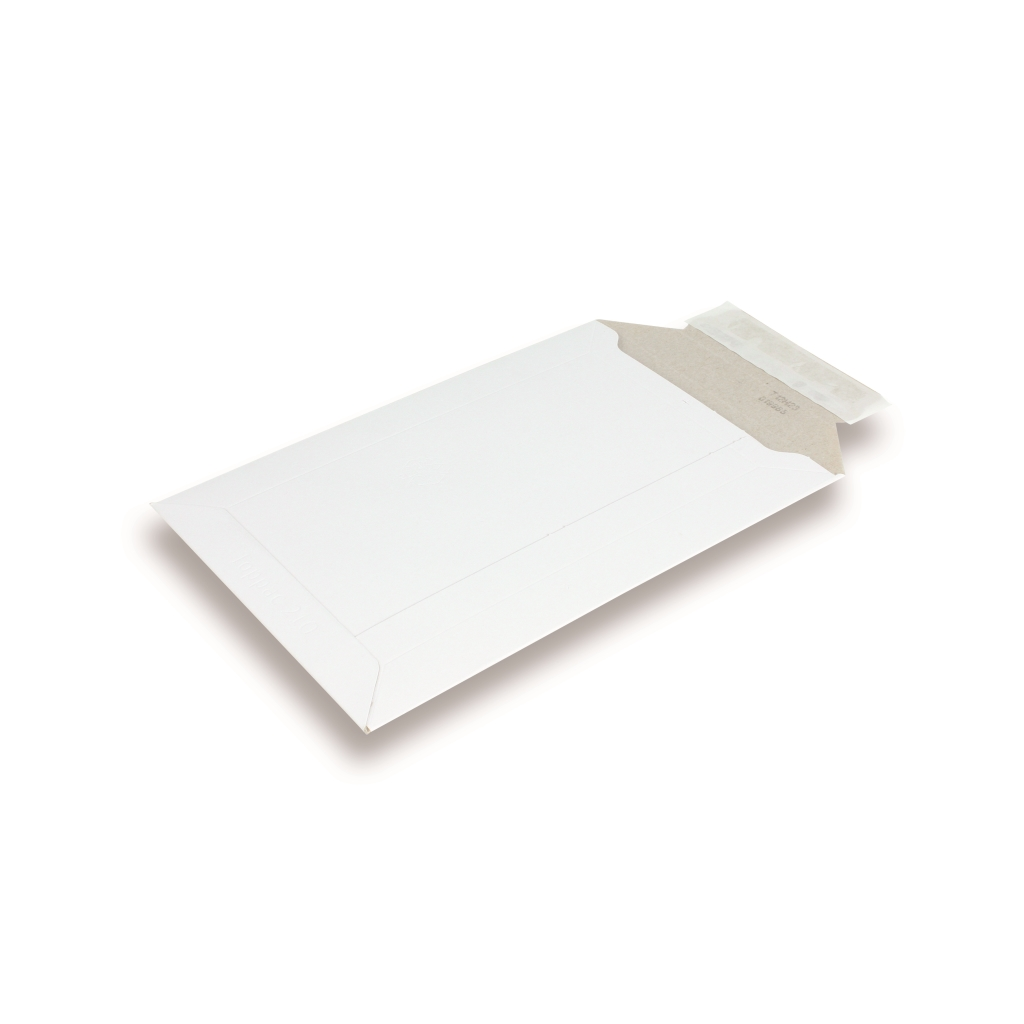 Cardboard Forwarding Envelope A5/ C5 White