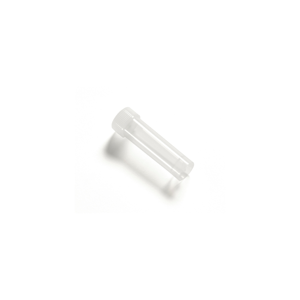 Container white cap, 30ml