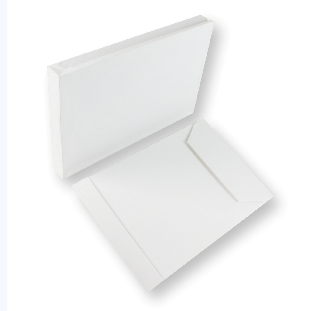 Gusset Envelope A4/ C4 White