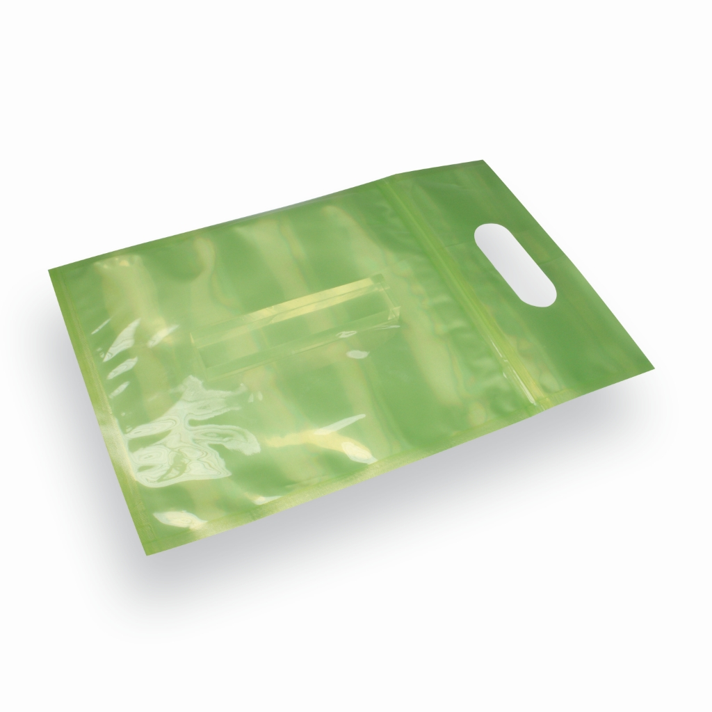 Flash Bag 190 mm x 225 mm Green