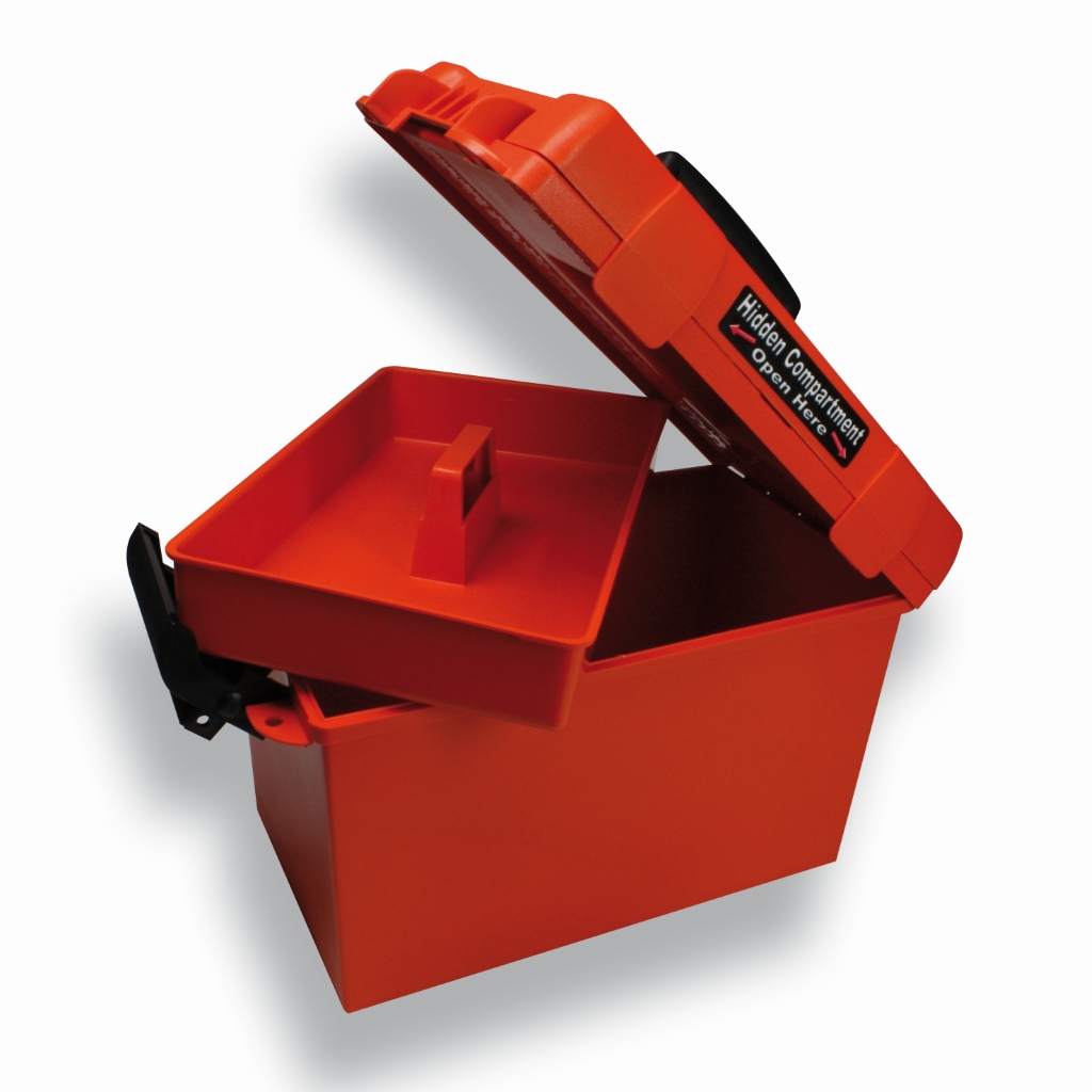 Bio Transport Case Orange