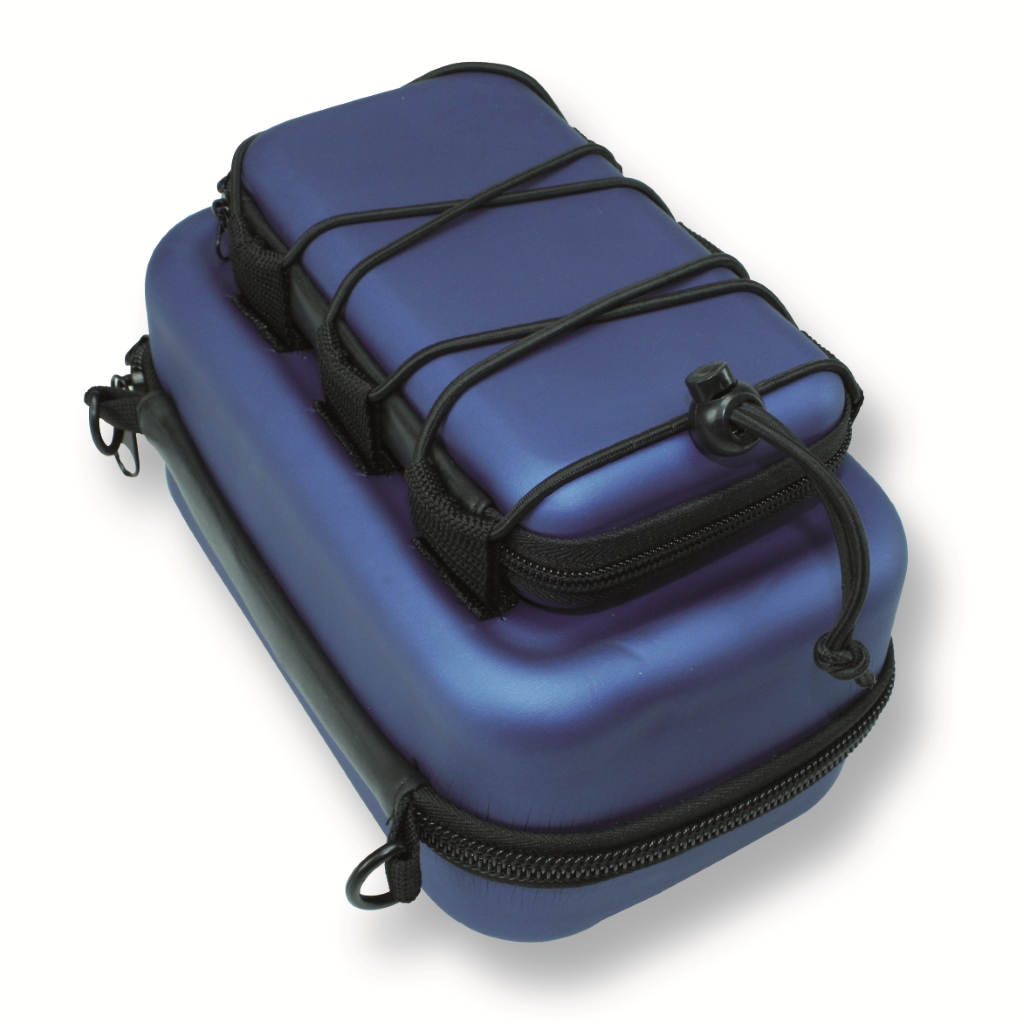 Blueline Travel Bag Complete Blue