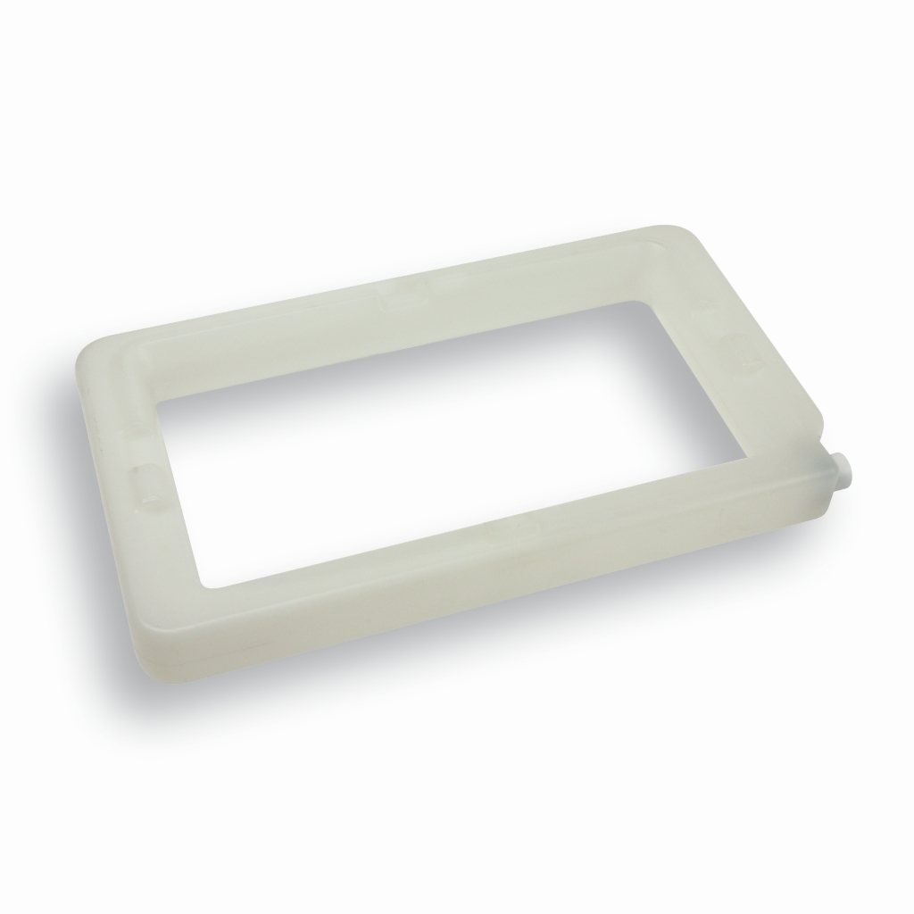 Tempshell -18°C frame 1 Pair Transparent