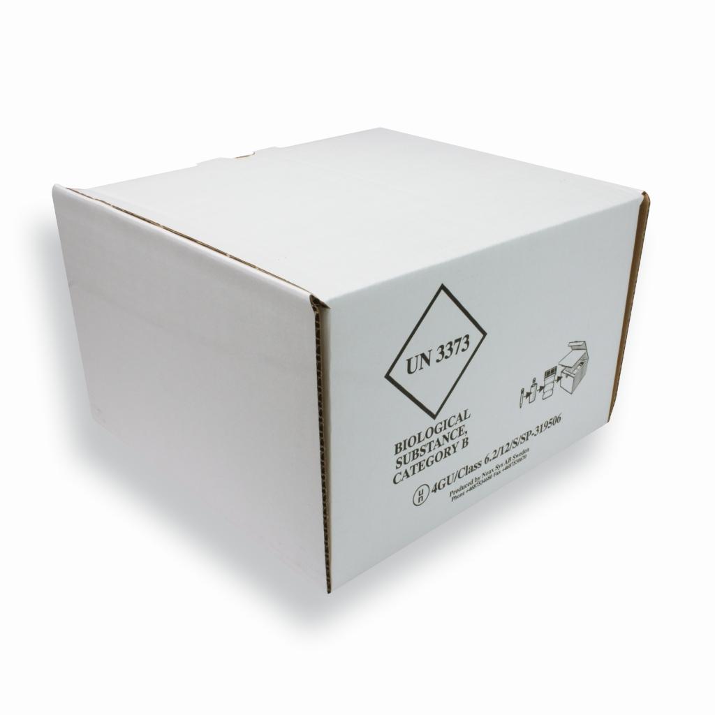 carton pour bo te isotherme en polystyr ne 244 mm x 259 mm blanc. Black Bedroom Furniture Sets. Home Design Ideas
