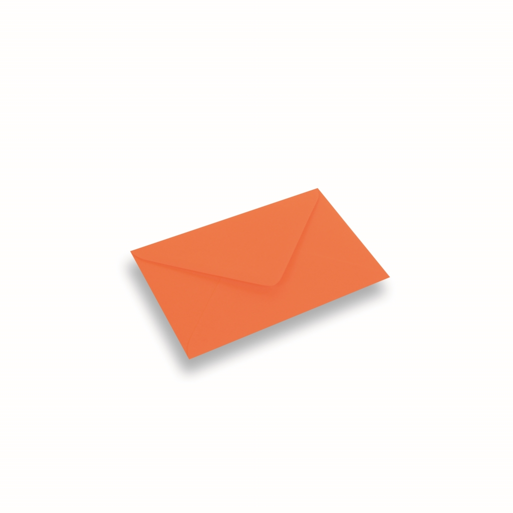 Coloured Paper Envelope A6/ C6 Orange