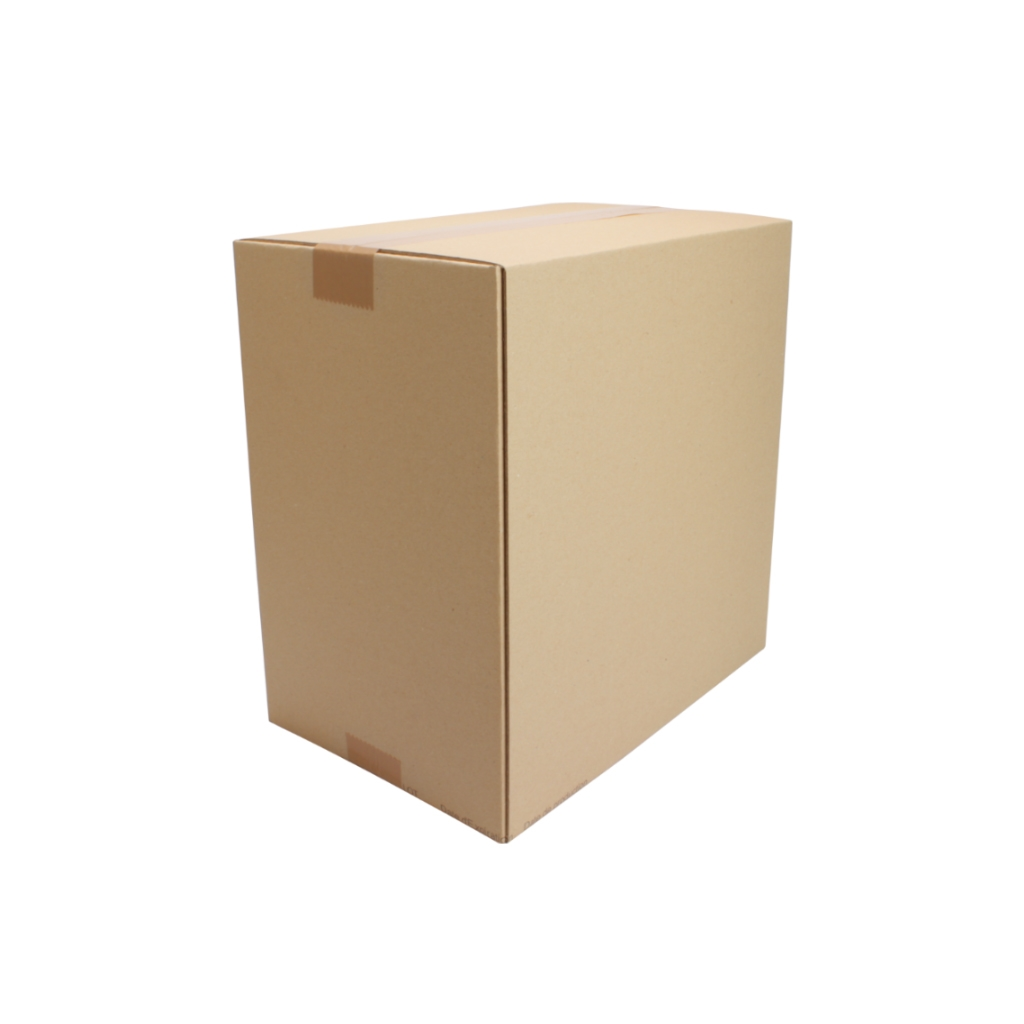 American Folding Box 198 mm x 298 mm Brown