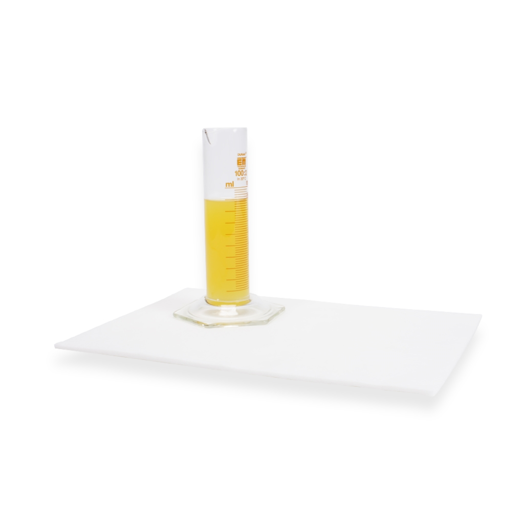 Absorbing sheet 150 ml 300 mm x 200 mm Blanc