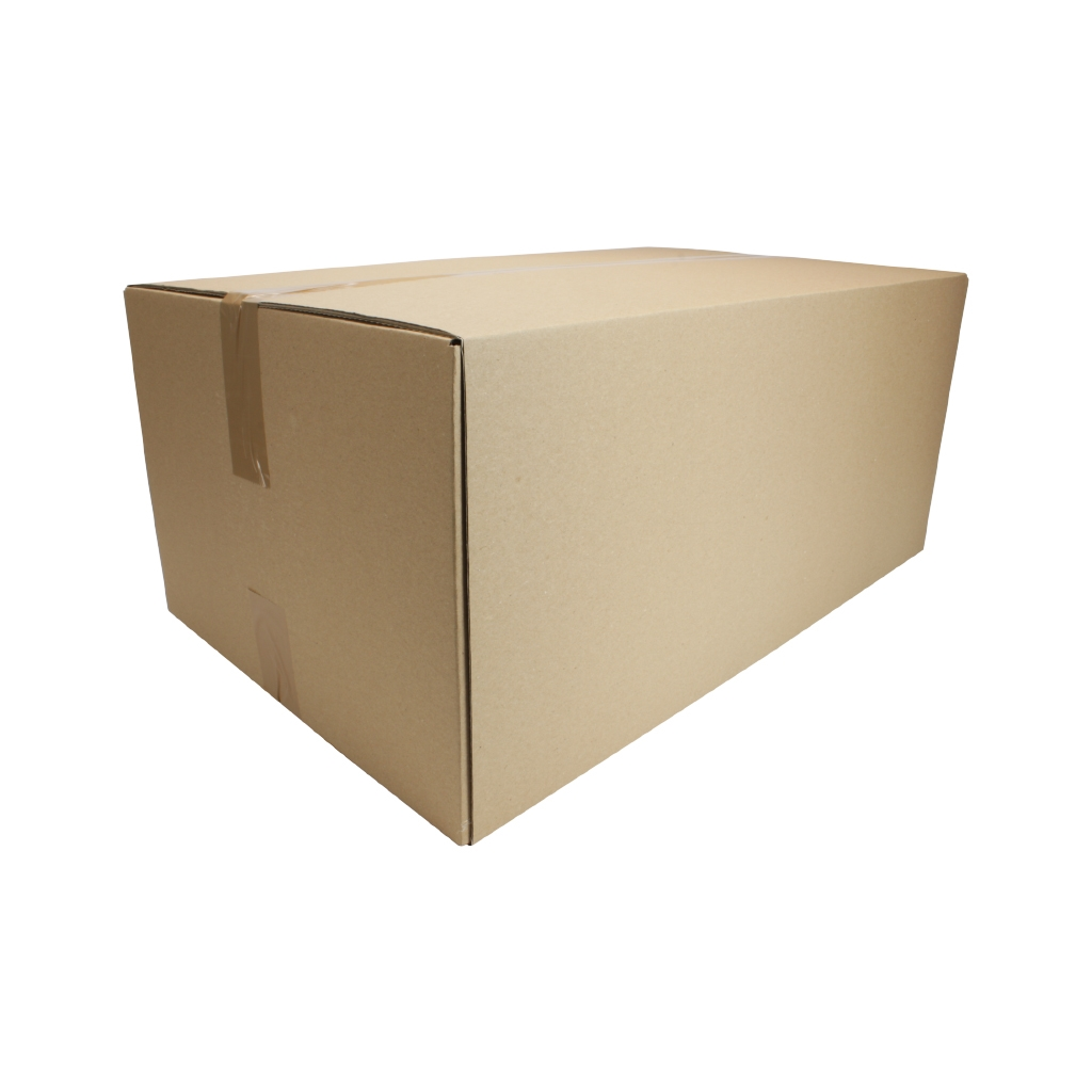 American Folding Box 370 mm x 250 mm Brown