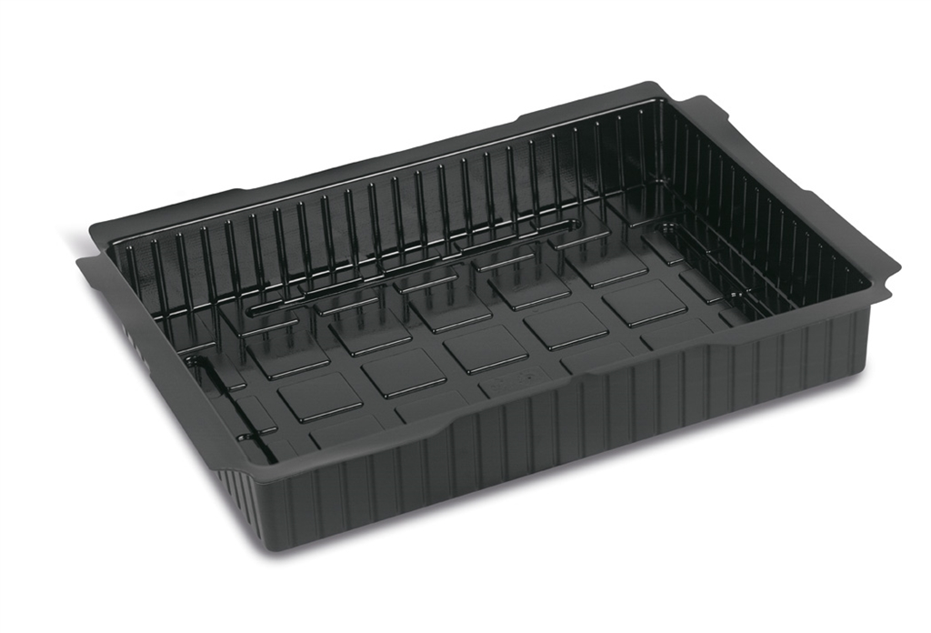 Systainer® tray for box inserts Schwarz