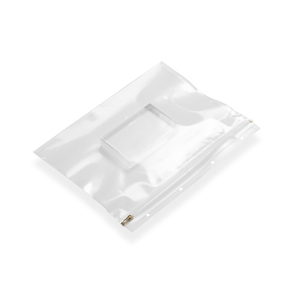 Polyzip-O 320 mm x 220 mm Translucent