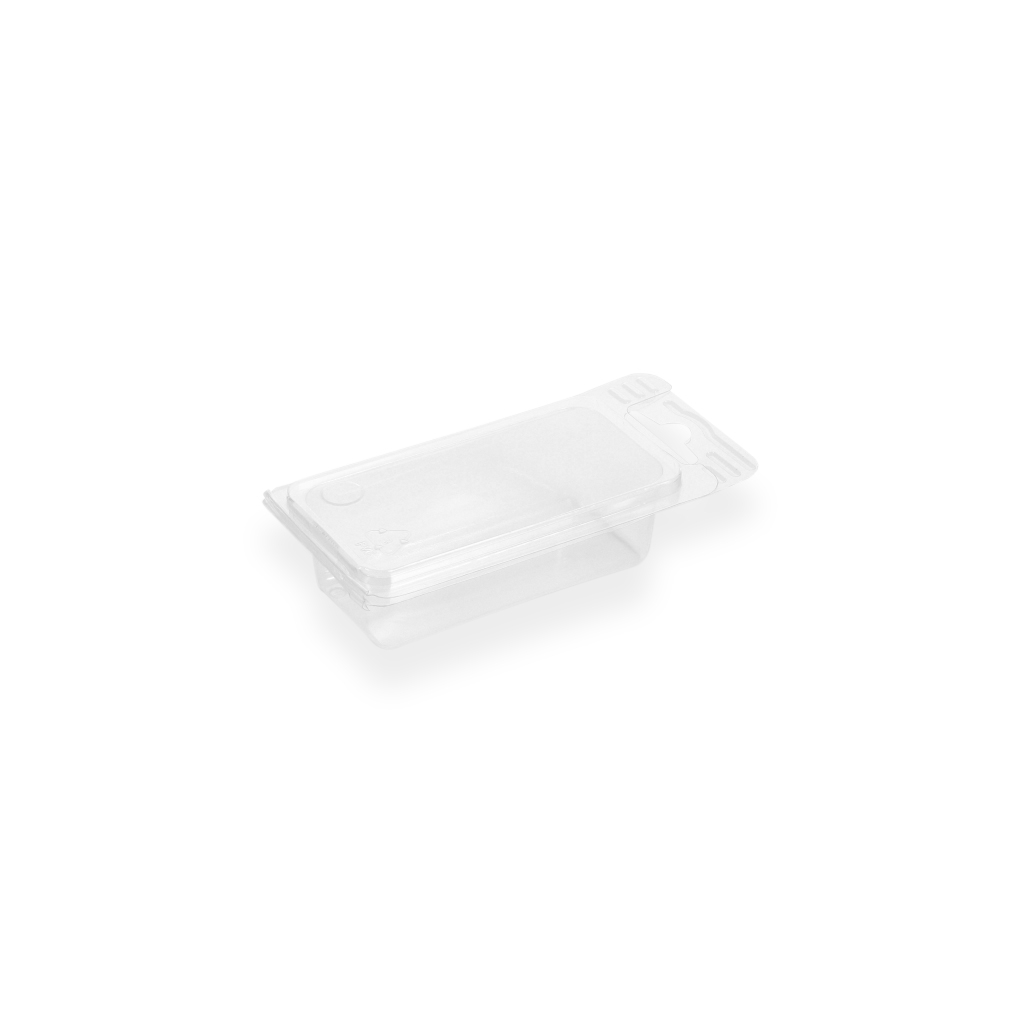 Euroblister 45 mm x 95 mm Transparent