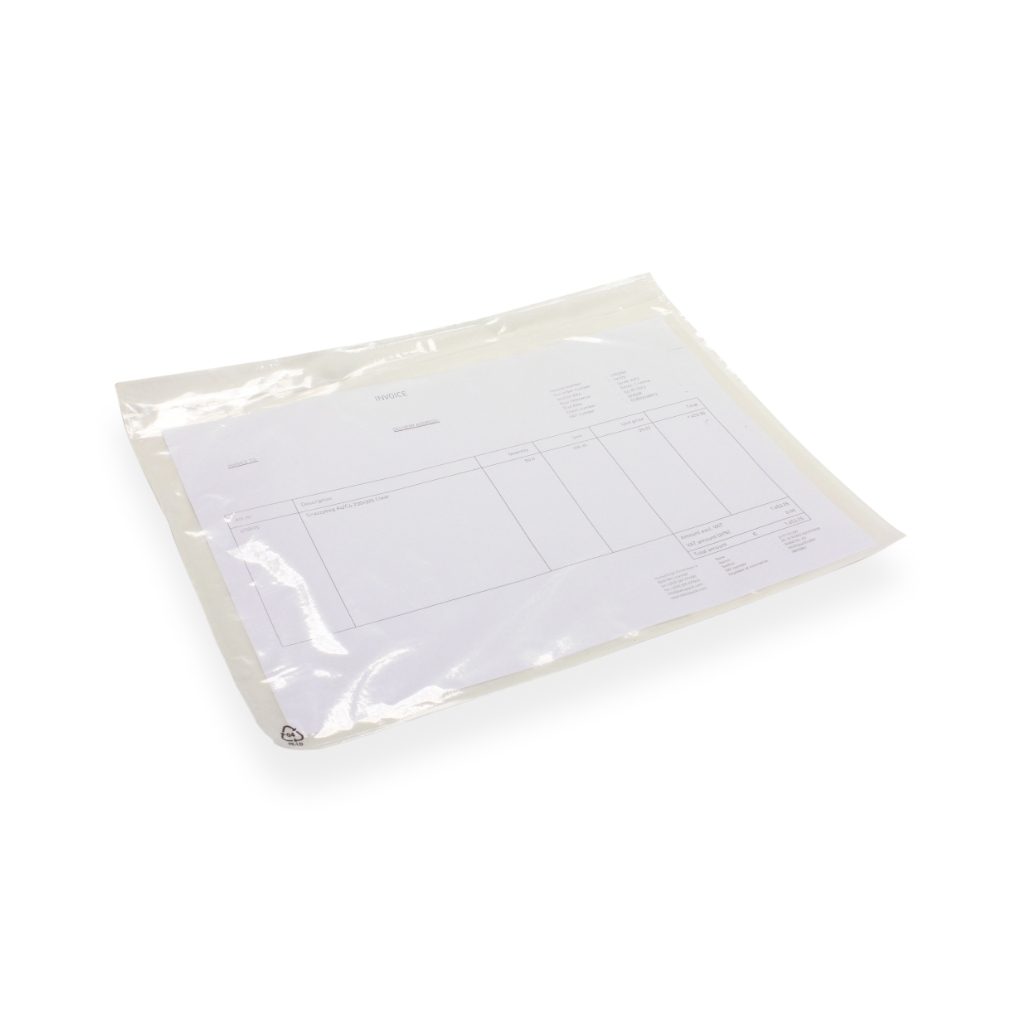 Docubag A4/C4 Transparent