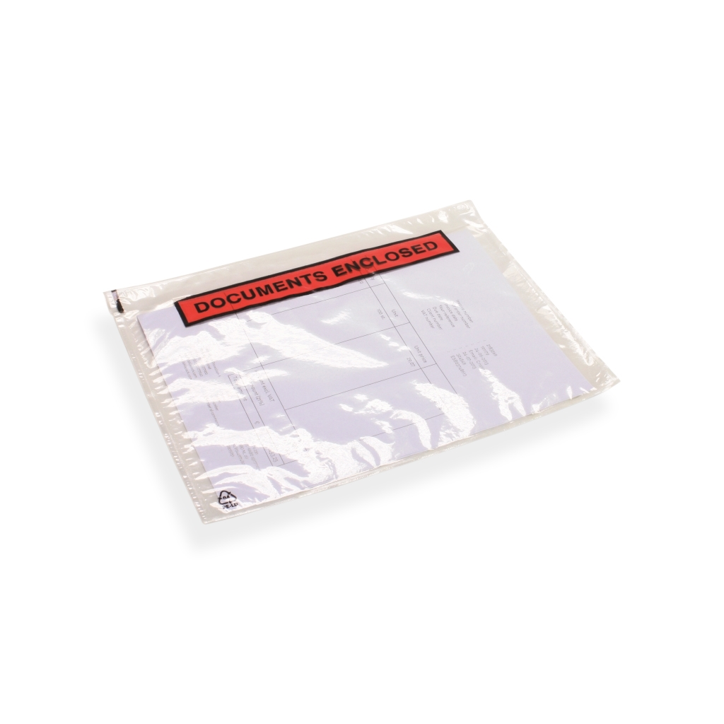 Docubag A5/ C5 Transparent