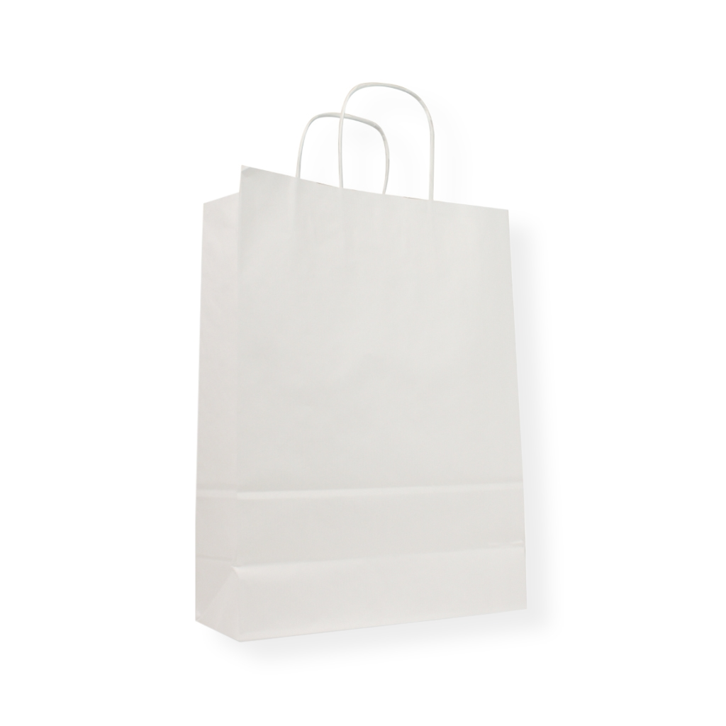 Paper Carrier bag 540 mm x 500 mm Wit