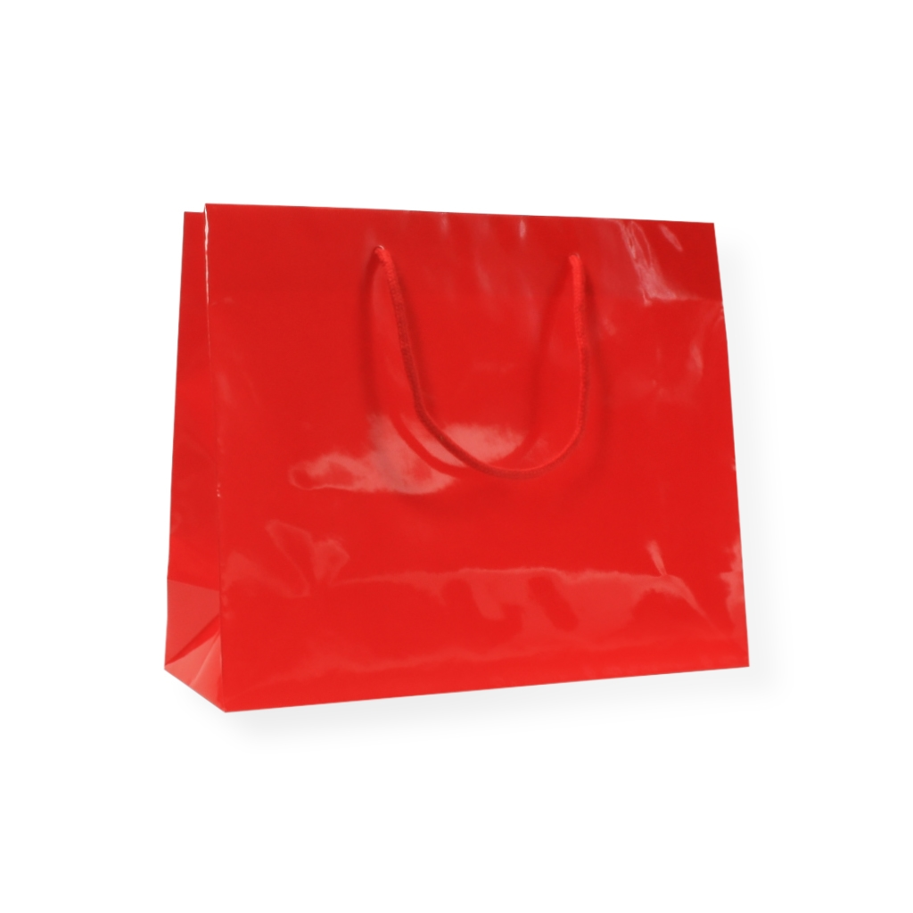 Glossybag 160 mm x 250 mm Red