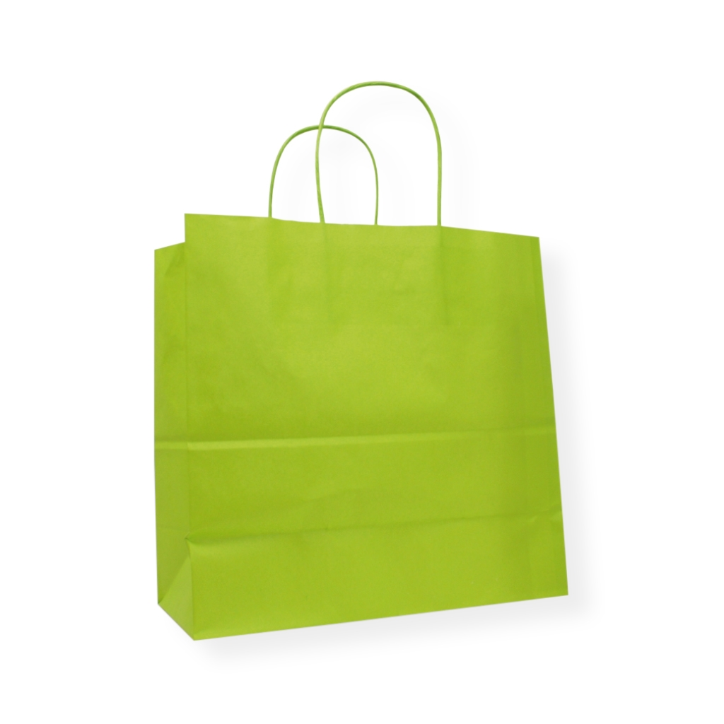 Awesome Bags 250 mm x 240 mm Green