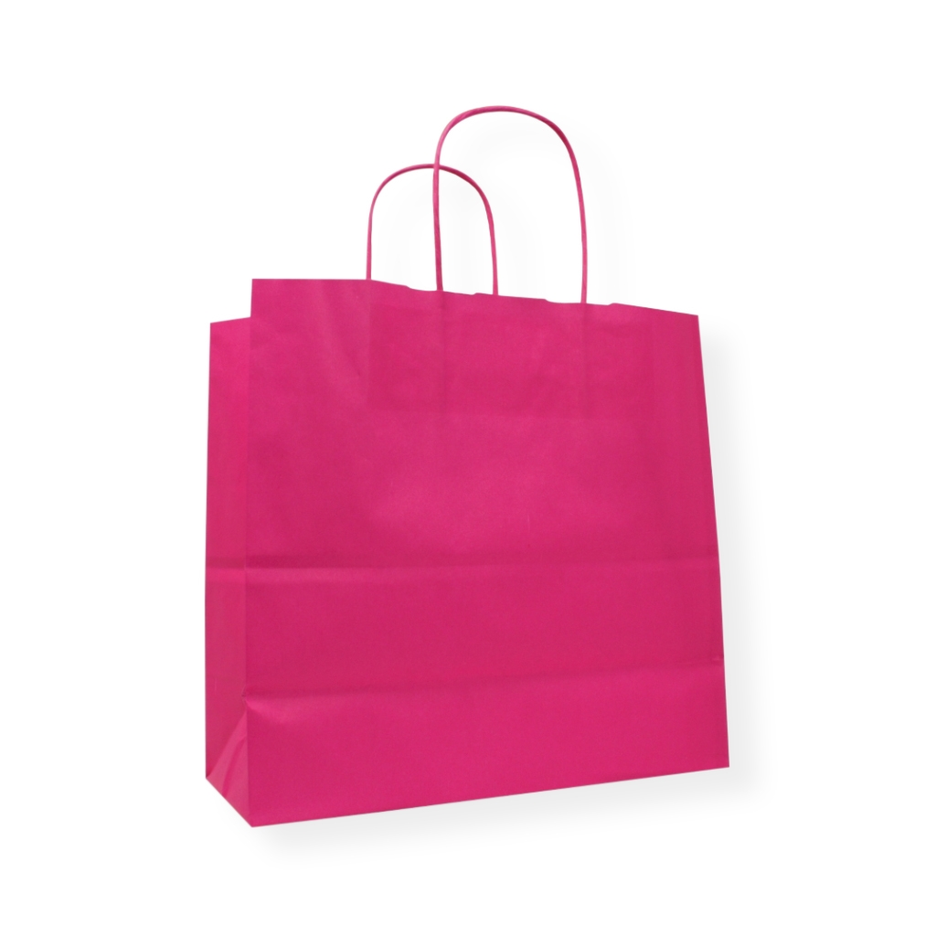 Awesome Bag 250 mm x 240 mm Pink