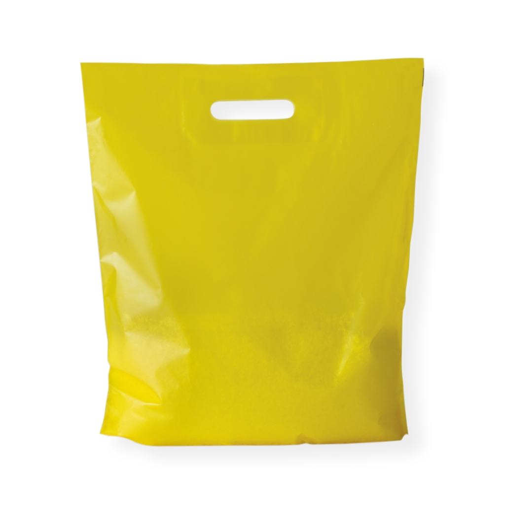 Baggie 380 mm x 440 mm Yellow
