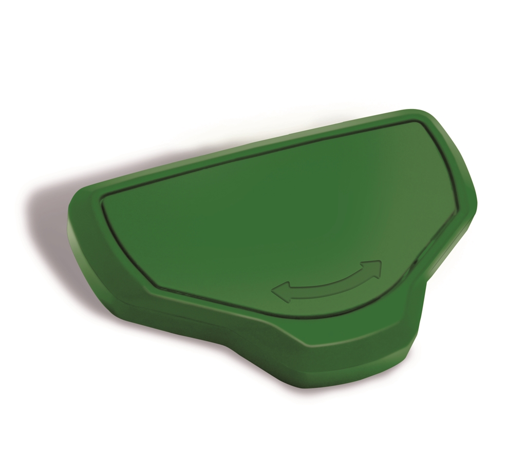T-Loc catch for Systainer® 1-5, darkgreen