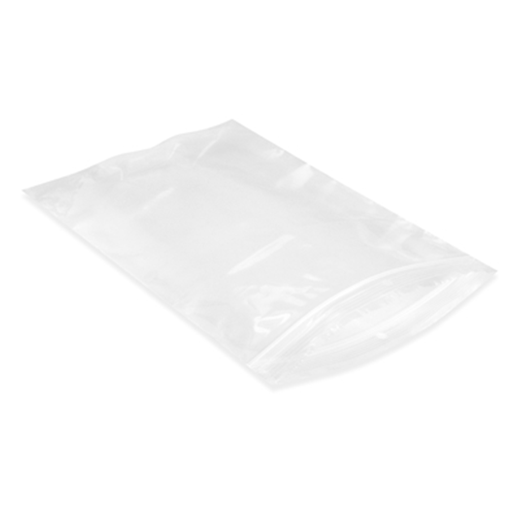 Gripbags 3.94 inch x 9.06 inch Transparent