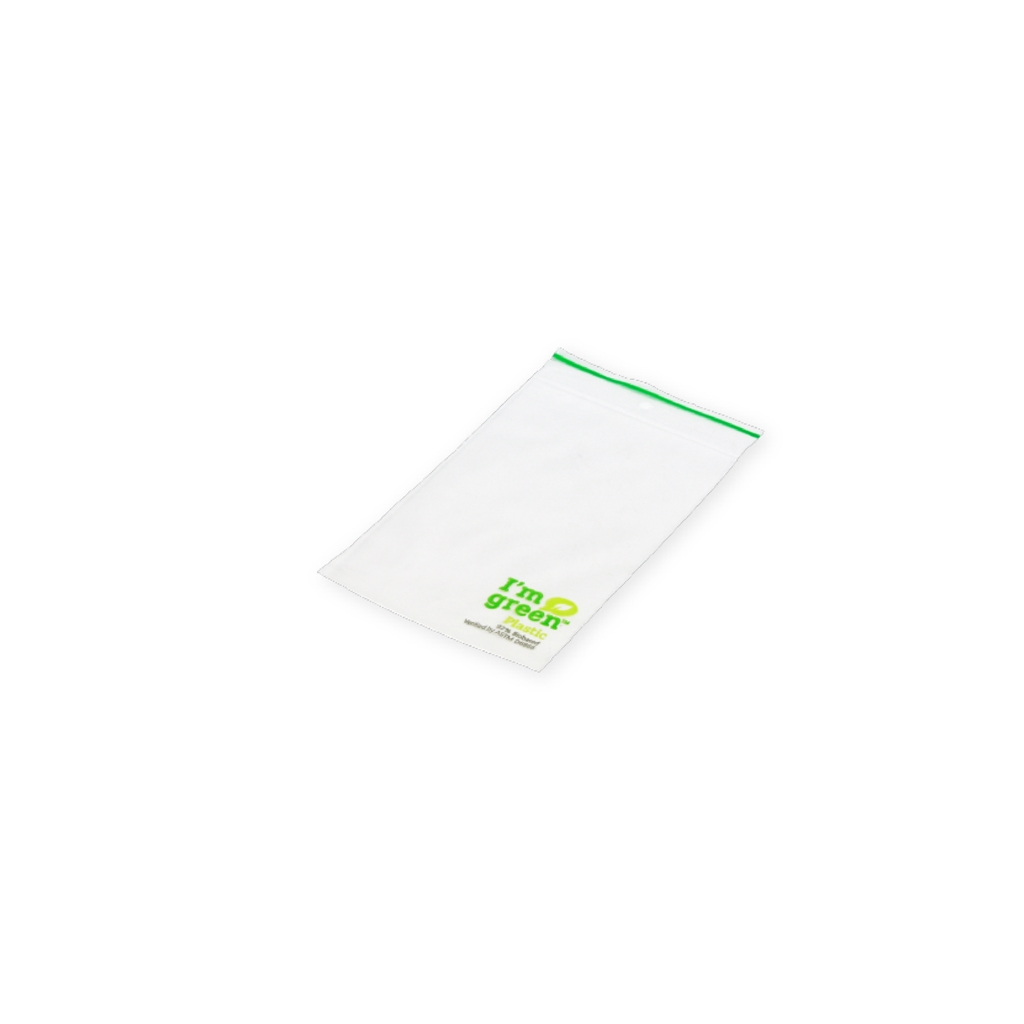 Gripbags Biobased 70 mm x 100 mm Transparent