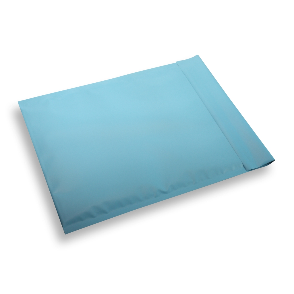 Silkbag A4/ C4 Light blue