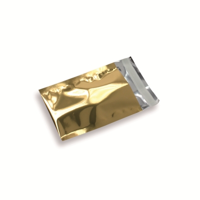 Snazzybag 80 mm x 120 mm Goud