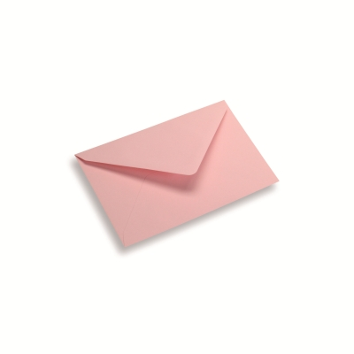 Coloured Paper Envelope Pink