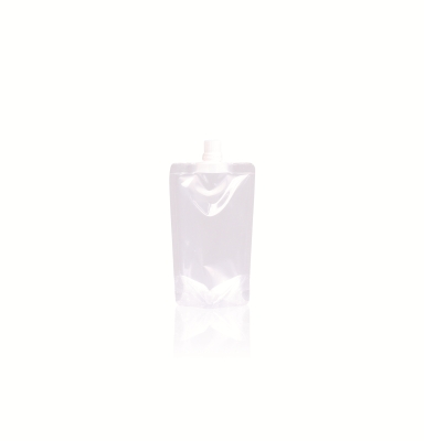 Spoutbag ø 10mm (100 ml) 90 mm x 145 mm Translucent