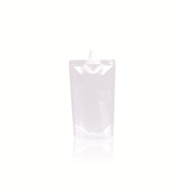 Spoutbag ø10mm (330ml) 110 mm x 180 mm Transparent