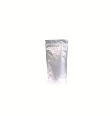Lamizip Stand Up Pouches 120 mm x 210 mm Silver