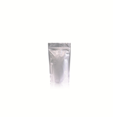 Lamizip Stand Up Pouches 4.13 inch x 6.89 inch Silver