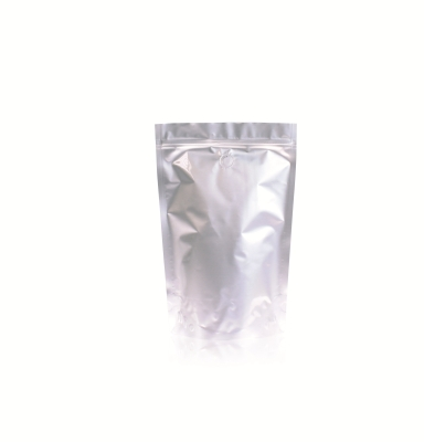 Lamizip Stand Up Pouches 7.44 inch x 10.91 inch Silver