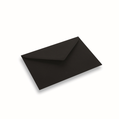 Coloured Paper Envelope A5/ C5 Black