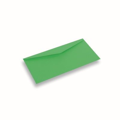 Coloured Paper Envelope Dinlong Green