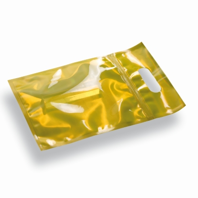 Flash Bags 190 mm x 225 mm Jaune