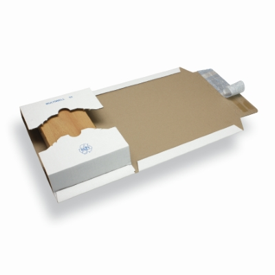Variable Height Mailing Carton A4/ C4 White