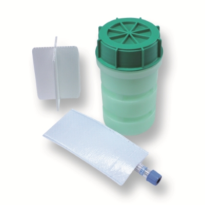 Green DG container set 500ml