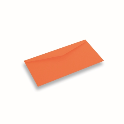 Enveloppes Papier Coloré Din-Long Orange
