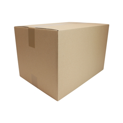 American Folding Box 294 mm x 380 mm Brown