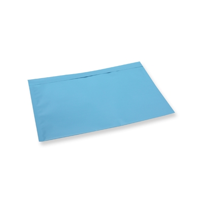 Silkbag A5/ C5 Light blue